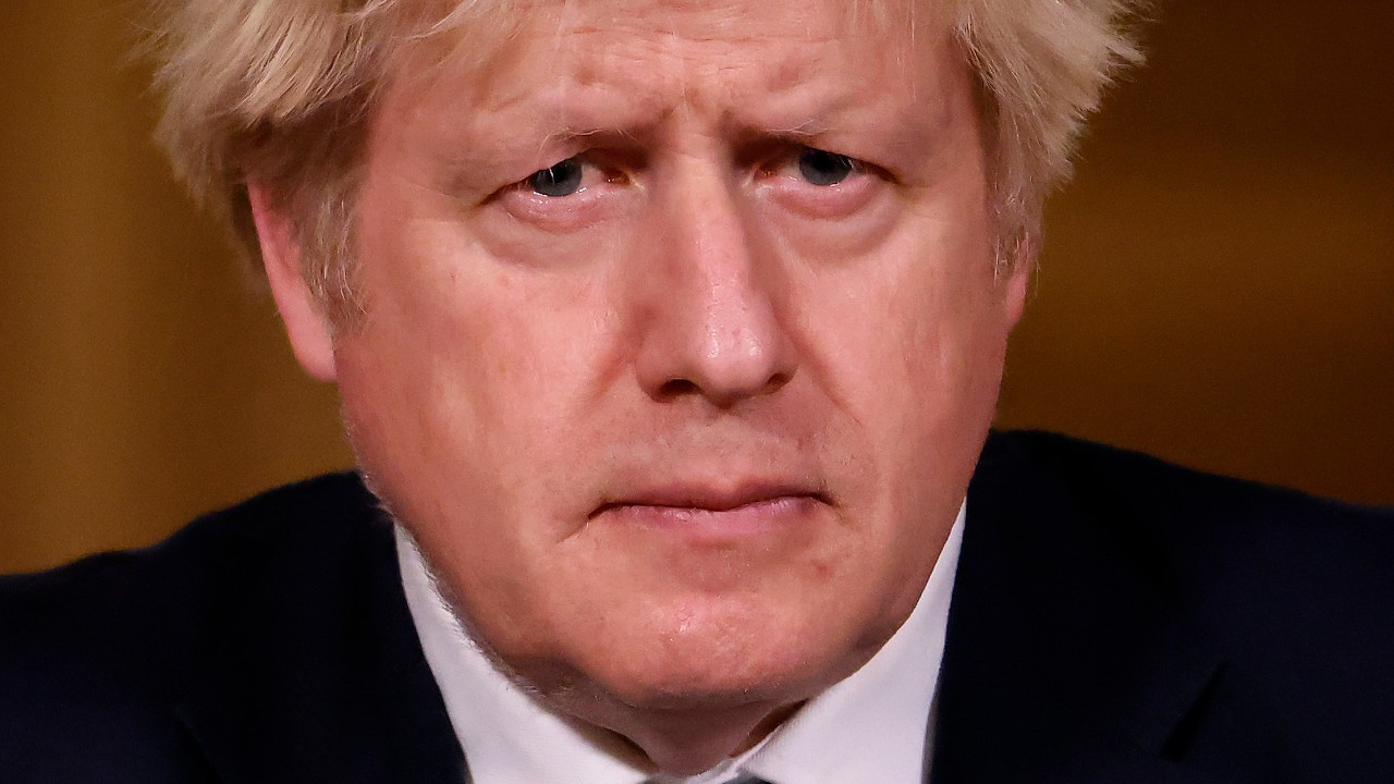 Boris Johnson says all UK care home residents will be vaccinated in January