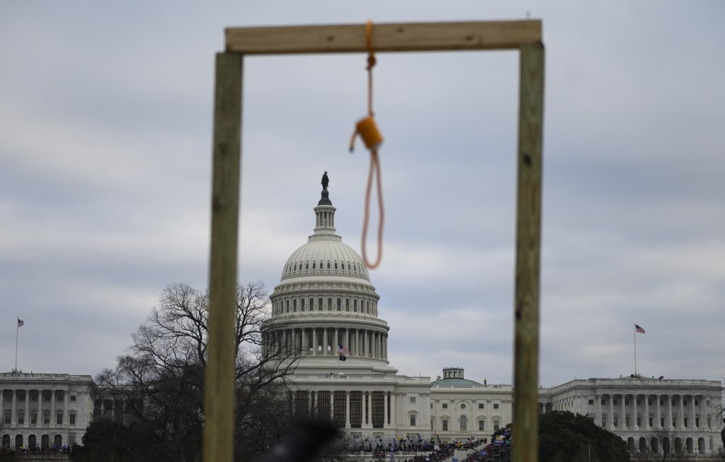 Attack on US Capitol shows impact of 'deliberate distortion of facts, hatred by political leaders': UN rights chief