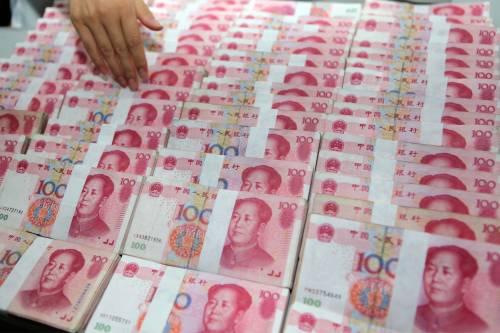 China 10-year treasury bond futures close lower Friday