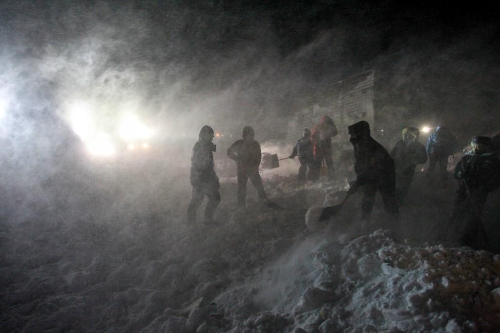 3 killed in avalanche in Russian ski resort
