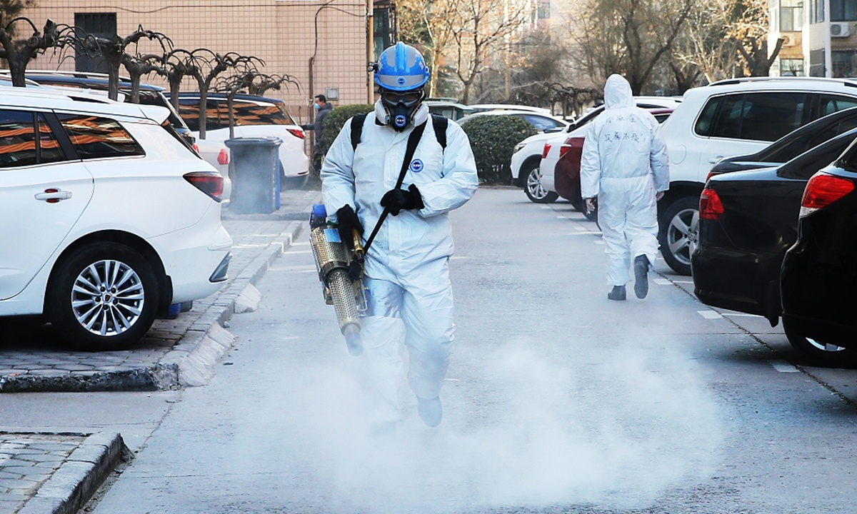 Shijiazhuang extends home quarantine period for another 7 days as preventative measure