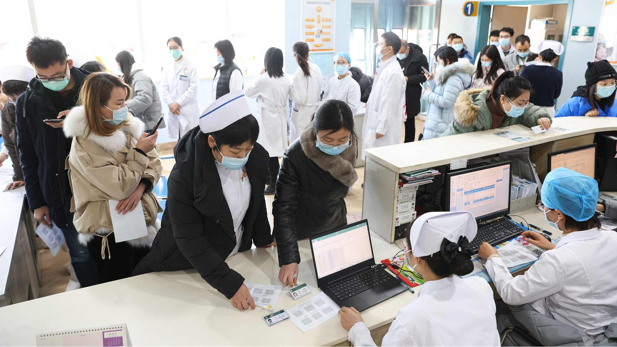 China administers over 9 million COVID-19 vaccine doses