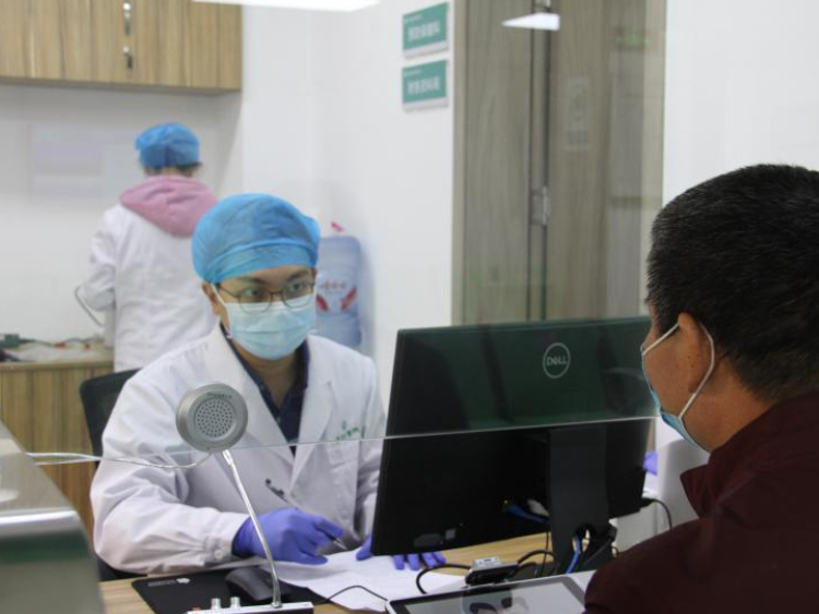 COVID-19 vaccination underway in Guangdong