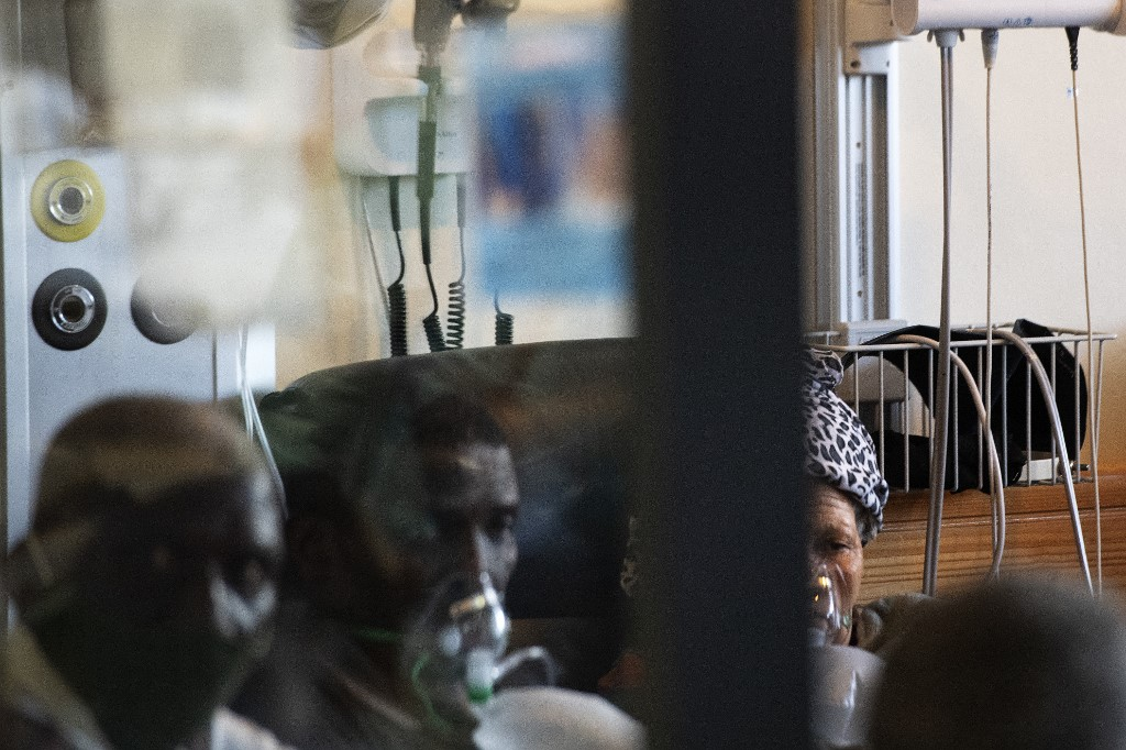 Africa's confirmed COVID-19 cases pass 2.98 mln: Africa CDC