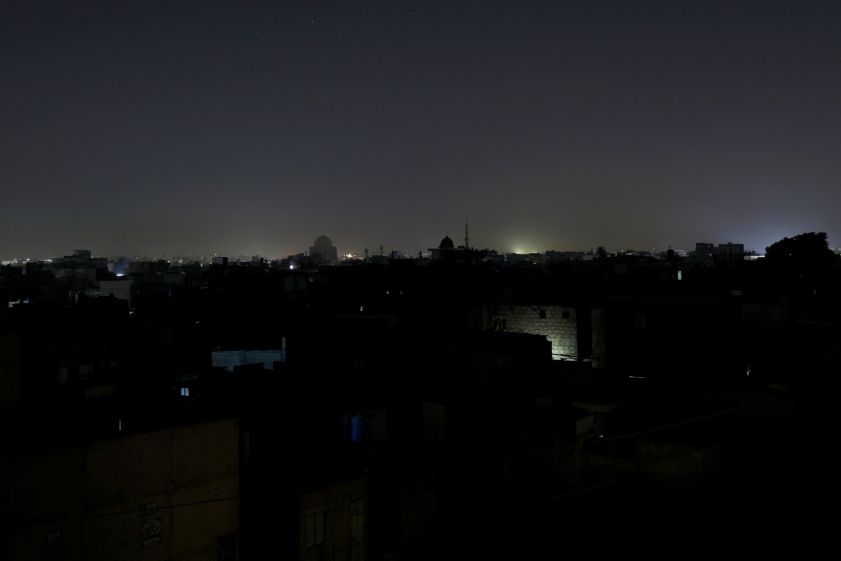 Pakistan hit by nationwide power blackout