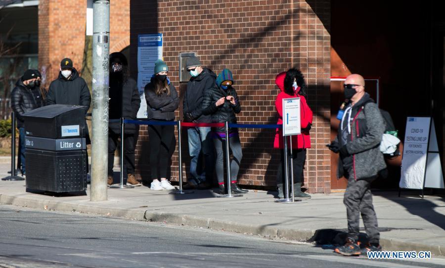 Canada's COVID-19 cases top 650,000