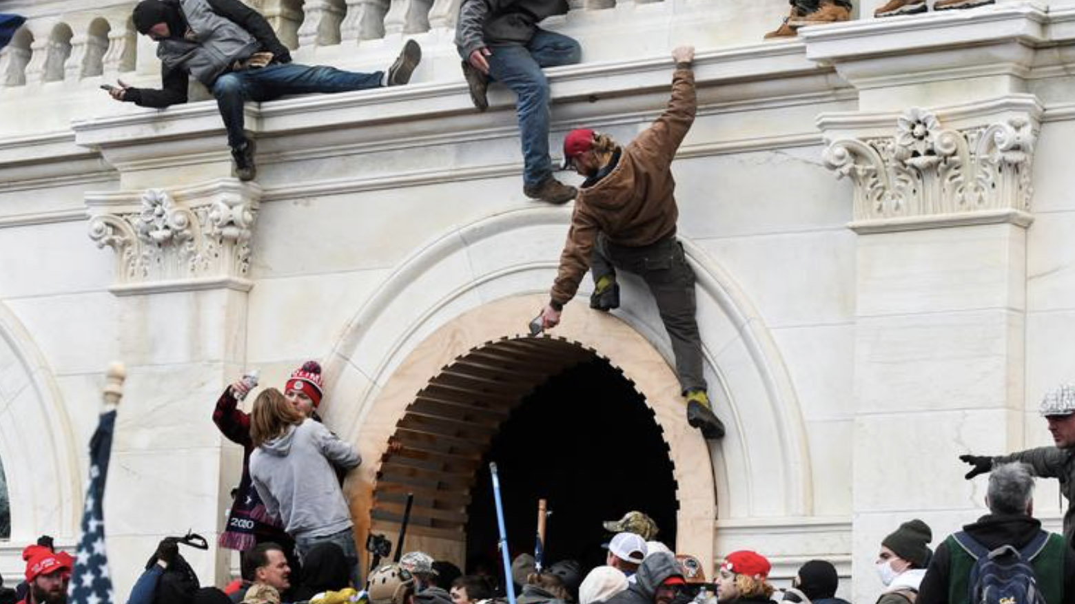 US diplomats say Trump to blame for the Capitol chaos, as more rioters arrested