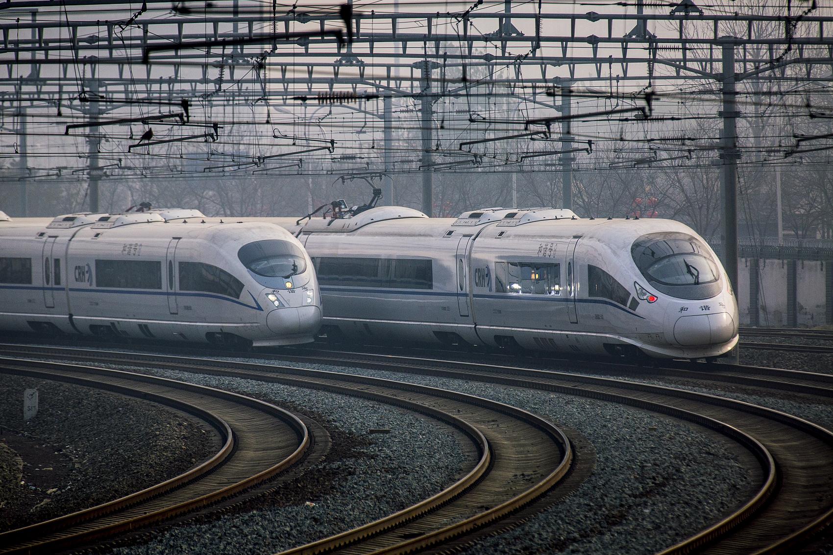 China, Myanmar sign MoU on feasibility study of Mandalay-Kyaukphyu railway