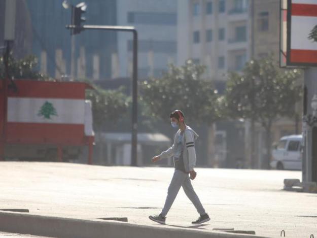 Lebanon records 5,414 new COVID-19 infections