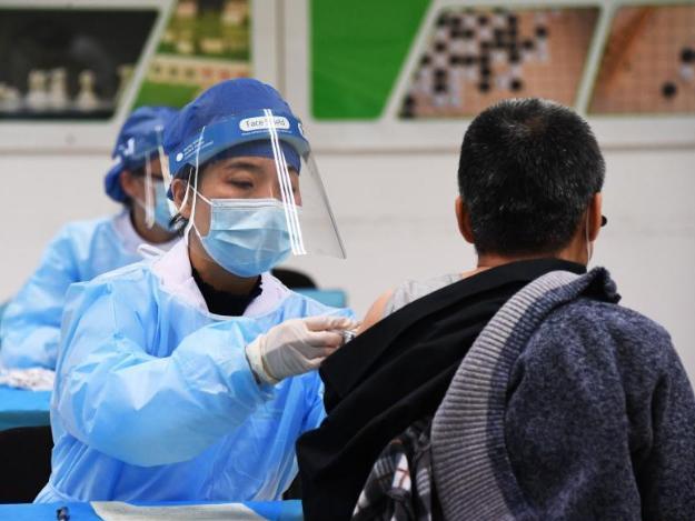 Over 1 mln get COVID-19 vaccine in Beijing