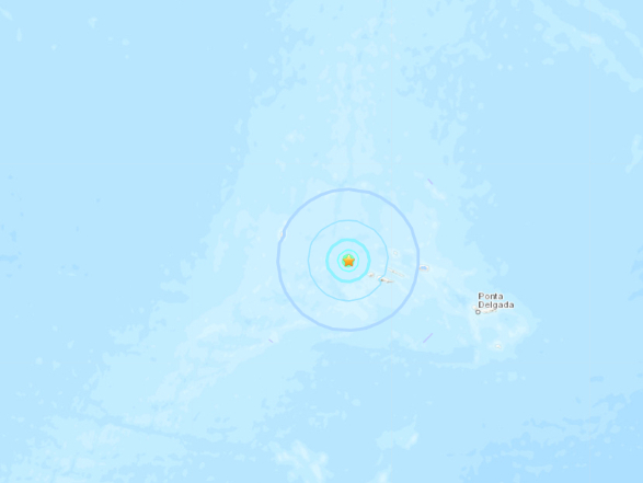 5.4-magnitude quake hits Castelo Branco, Portugal -- USGS