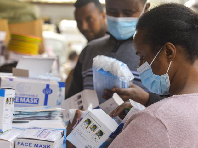 Africa's confirmed COVID-19 cases pass 3 mln mark: Africa CDC