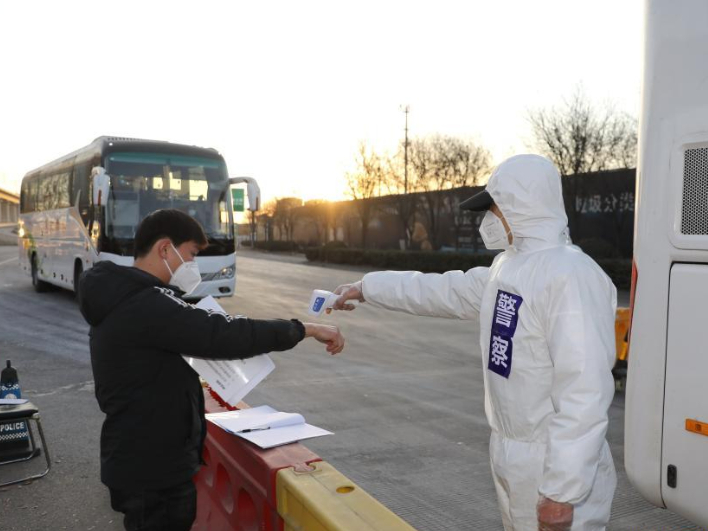 Chinese mainland reports 55 new confirmed COVID-19 cases