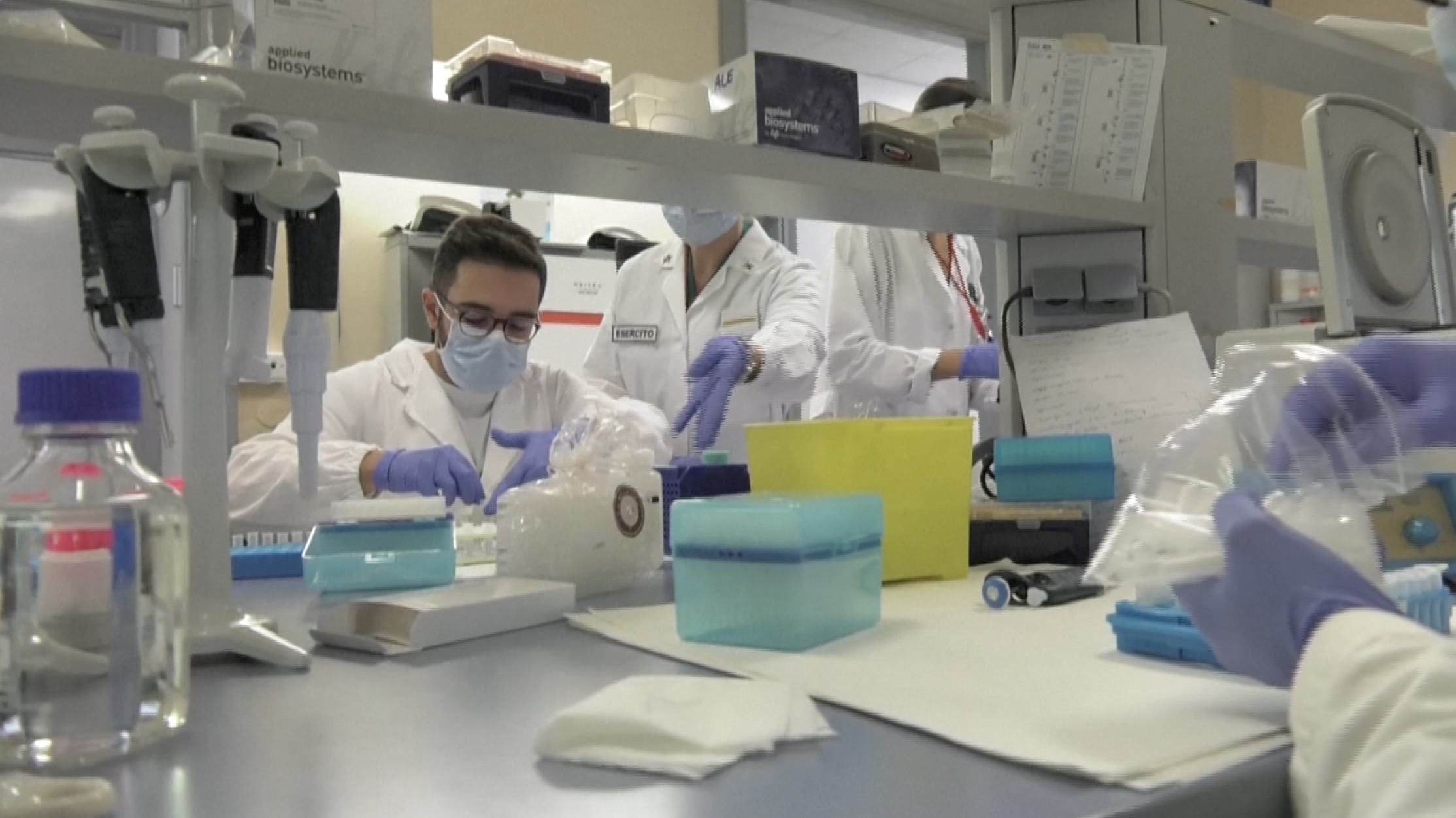 Researchers find Italian woman infected with COVID-19 in November 2019: media