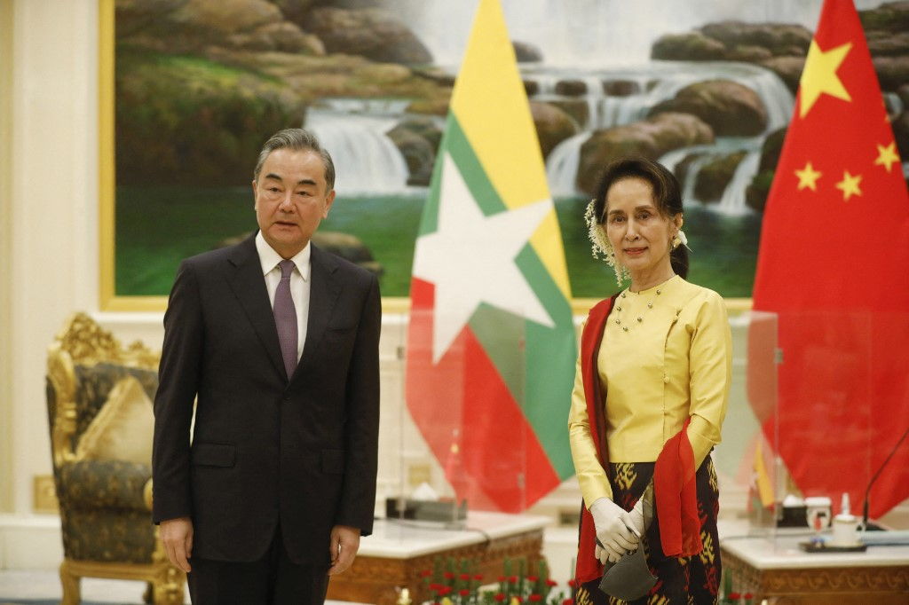 China, Myanmar agree to accelerate construction of economic corridor