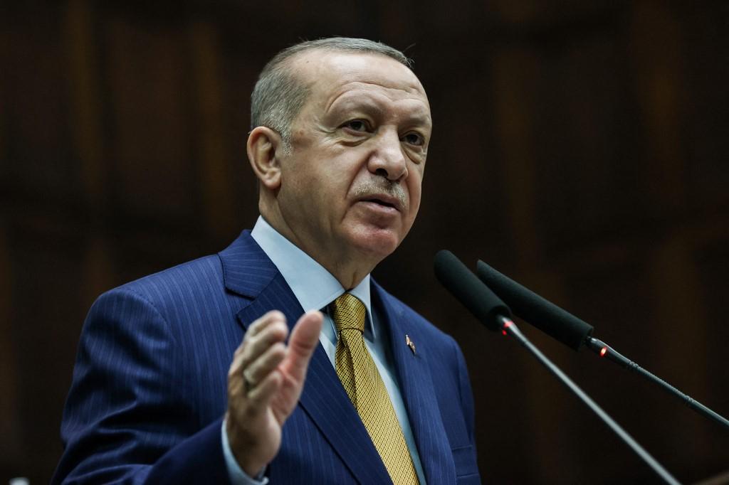 Erdogan says wants to put EU relations 'back on track'