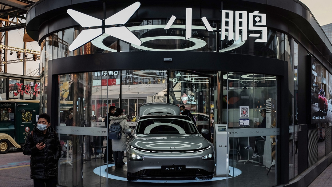Chinese EV maker Xpeng secures $2b credit line to expand production