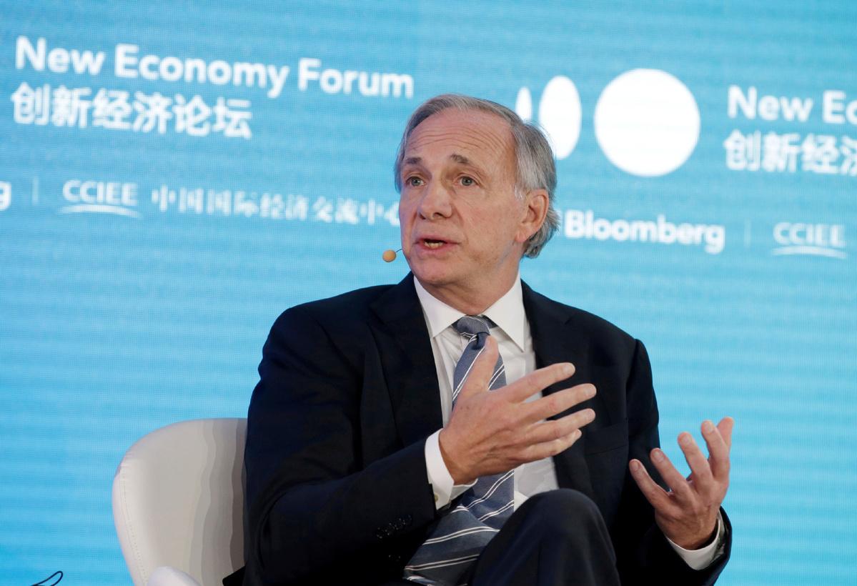 China to emerge as world financial center: Bridgewater founder