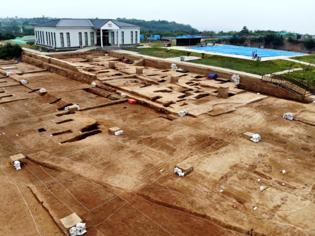 China's earliest palace discovered in 5,300-year-old ancient capital
