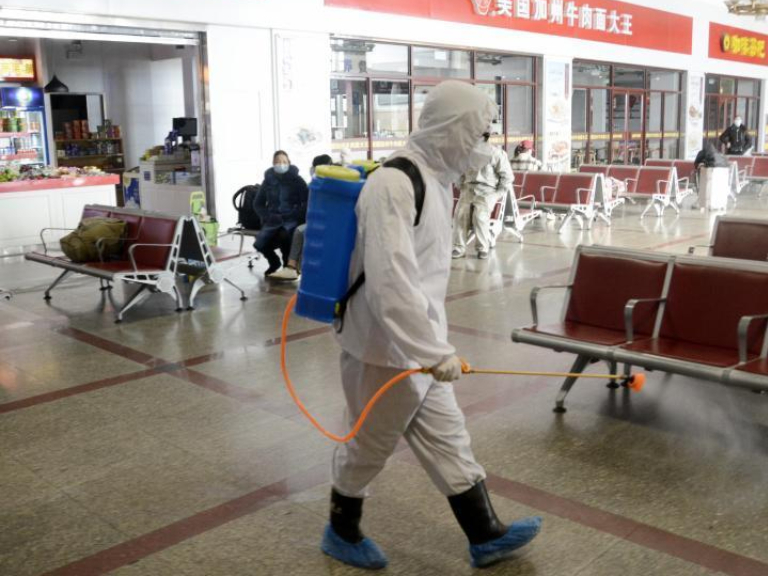 Chinese mainland reports 115 new confirmed COVID-19 cases