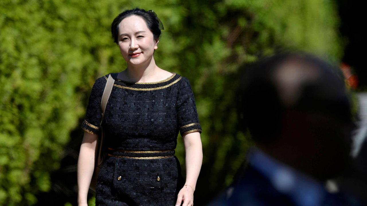 China again urges Canada to release Meng Wanzhou immediately