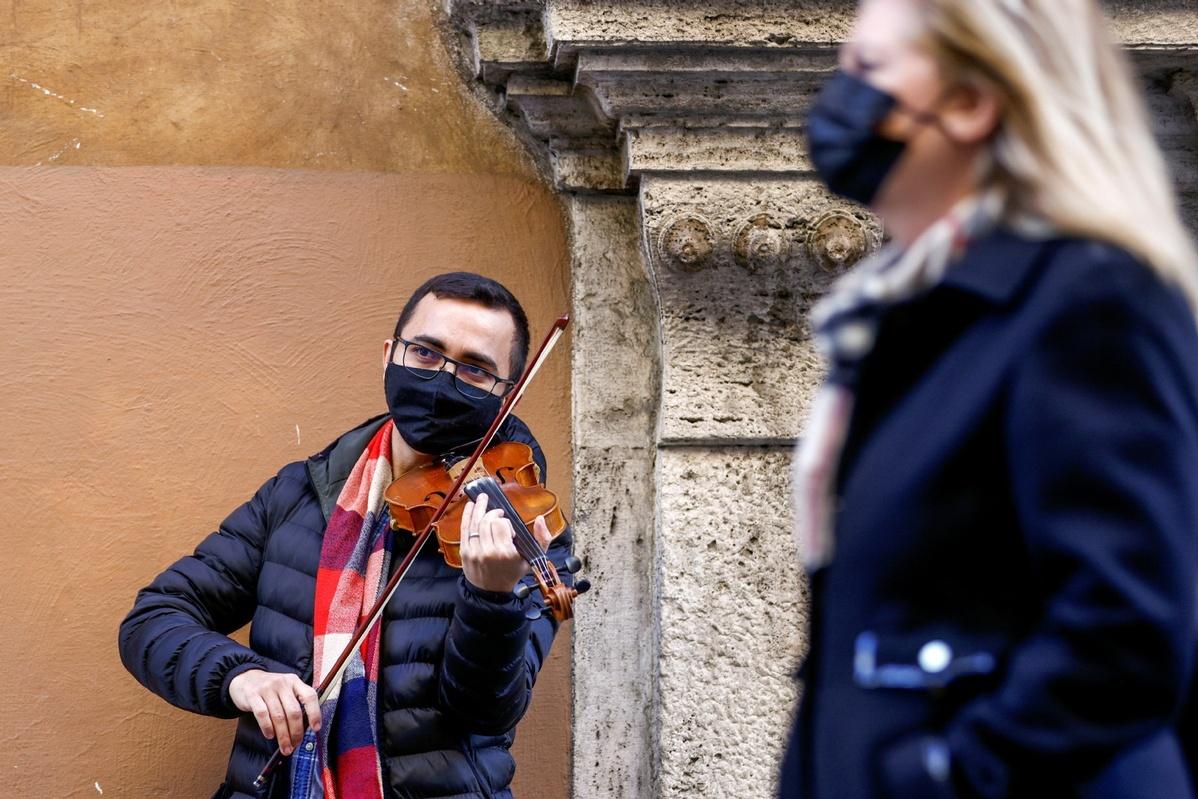 Italy's 'patient zero' traced to November 2019