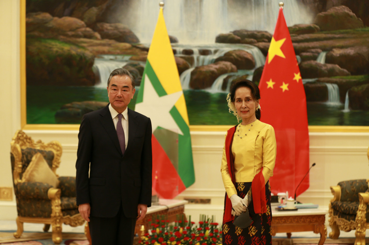 Chinese vaccines to aid Myanmar