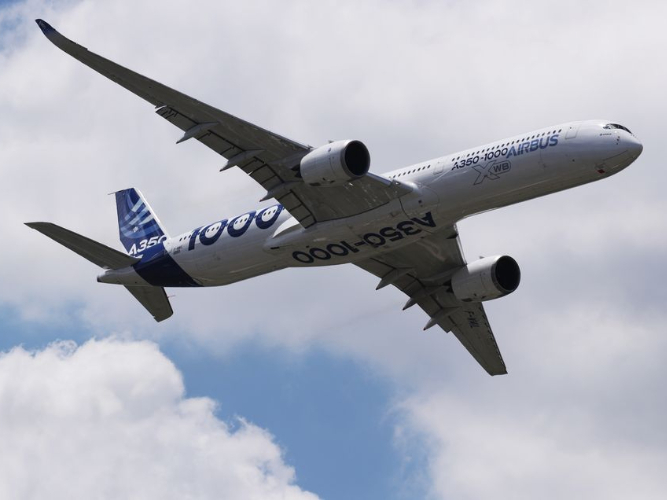 Airbus delivers 99 commercial aircraft to China in 2020