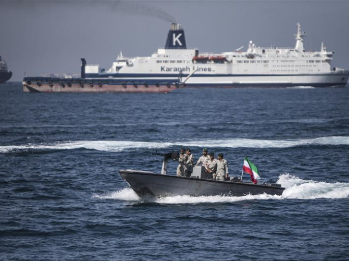 Iran says to resume naval patrolling in Red Sea