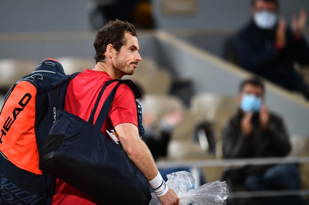 Murray's Australian Open in doubt after positive virus test
