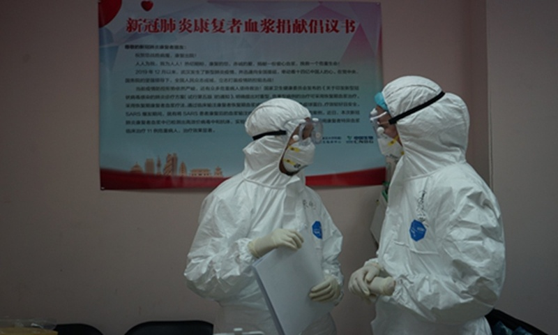 Hospital environment in N China's Inner Mongolia tests positive for COVID-19