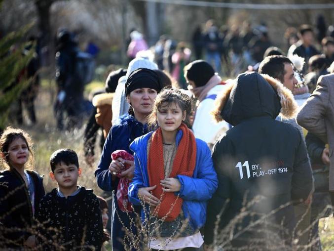 Greece wants EU pressure on Turkey to take back migrants