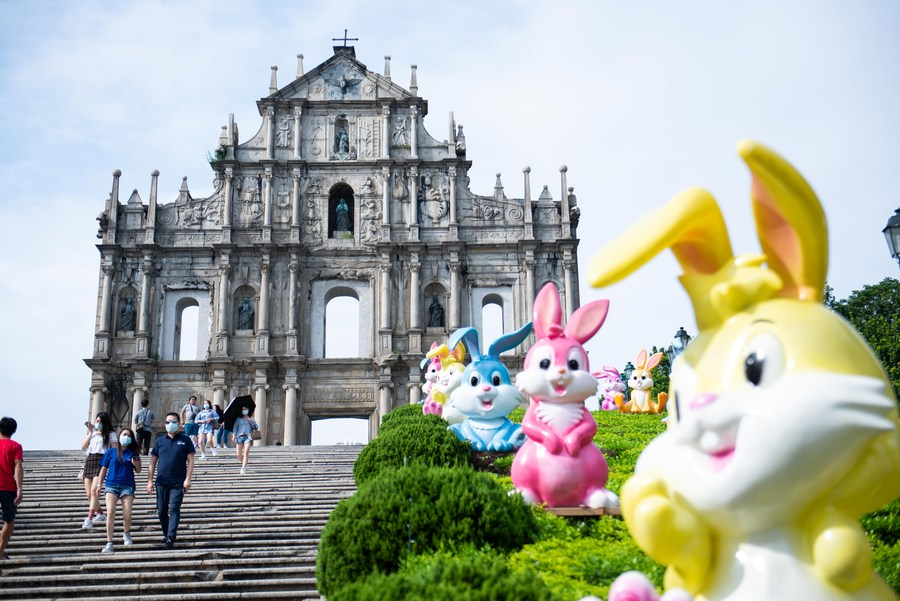 Macao's tourist price index drops 8.2 pct in 2020