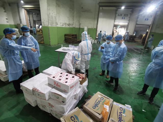 Shenzhen new benchmark for cold-chain import oversight