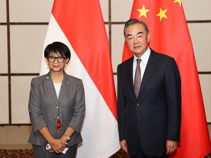 China ready to boost communication, exchanges with Indonesia in post-COVID-19 era: Wang Yi