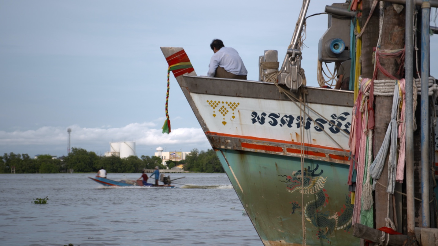 Thai seafood industry suffers losses as COVID-19 rages