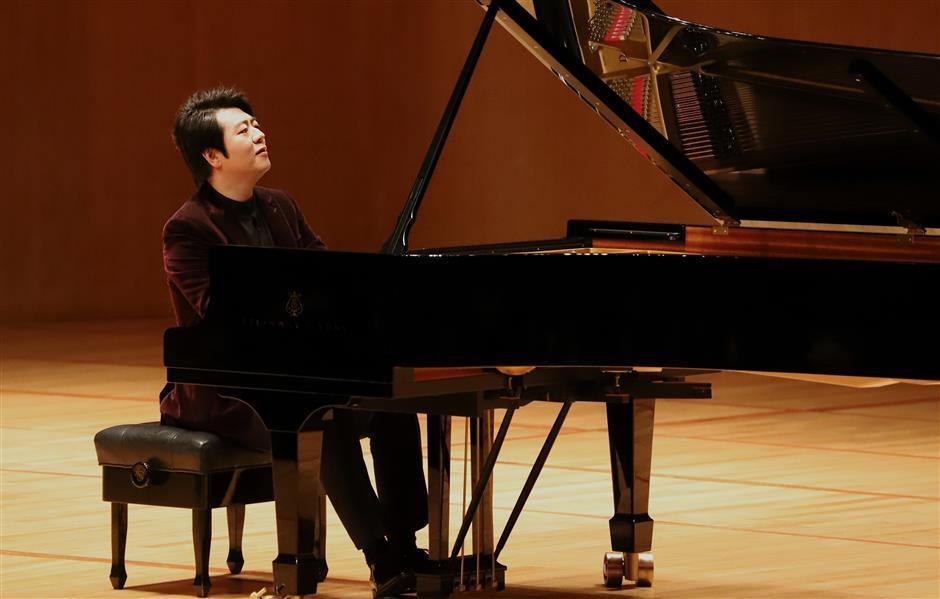 Lang Lang leaves his comfort zone to perform Bach