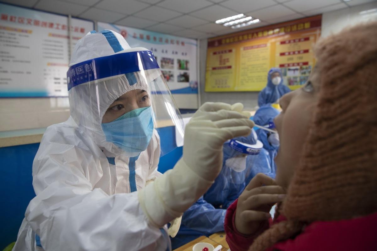 New cases identified in Heilongjiang