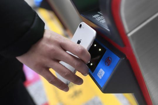 Mobile payment widely embraced in China