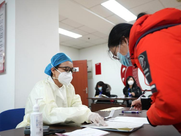 Chinese mainland reports 130 new confirmed COVID-19 cases