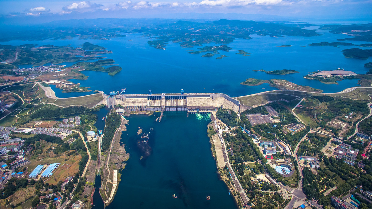 China's investment in water conservancy hits new high in 2020