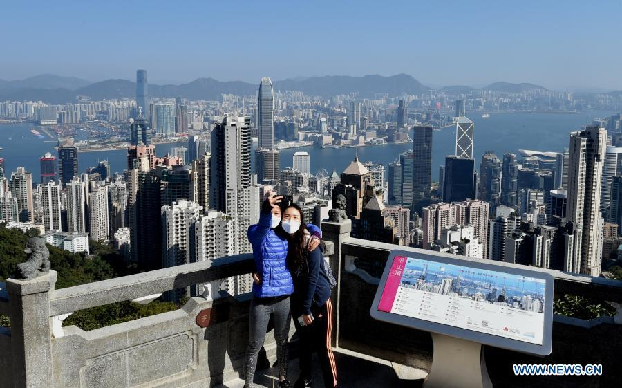 Hong Kong reports 38 new COVID-19 cases