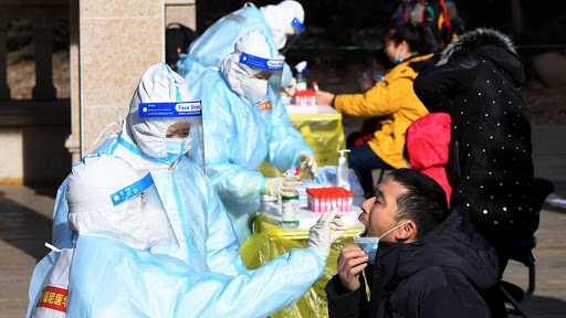 Latest COVID-19 outbreak in Hebei linked to overseas cases