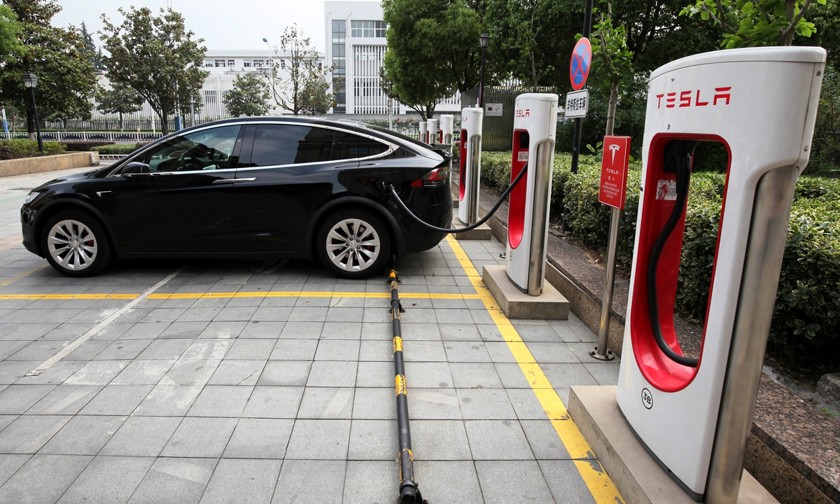 Tesla opens stores in South China's Hainan, eyes further expansion