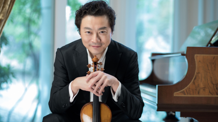 Lu Siqing: Music is the greatest happiness of existence