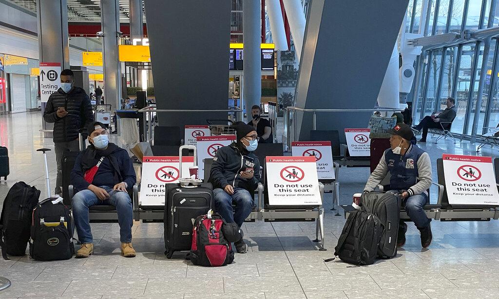 UK mulls enforced hotel quarantine for all travellers