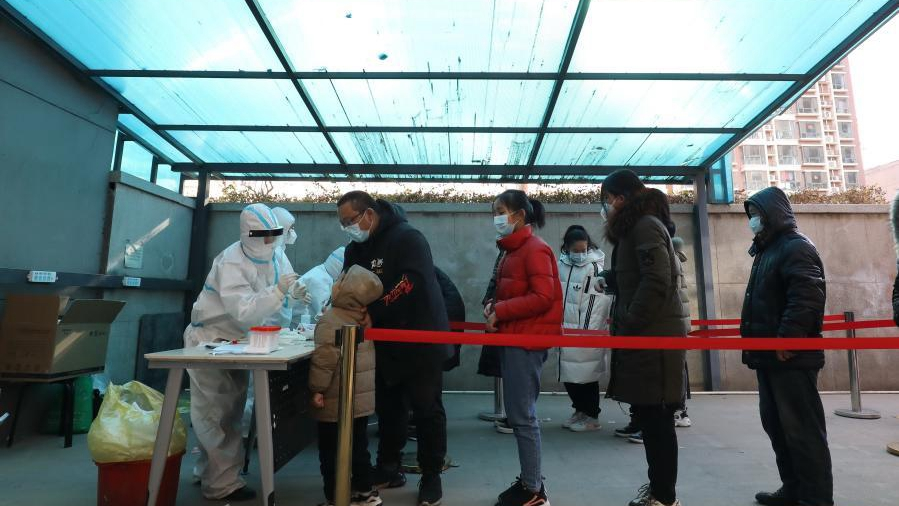 Shijiazhuang reports 14 locally-transmitted COVID-19 cases