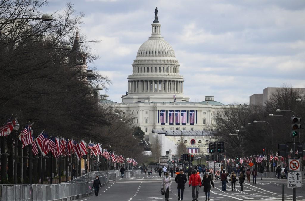 Washington, DC under partial lockdown ahead of Biden's inauguration