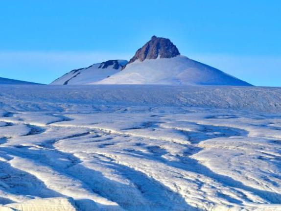 Scenery of Purog Kangri Glacier in Tibet