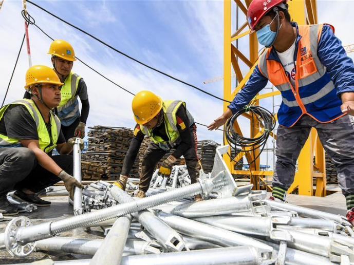 Profits of China's central SOEs rise 2.1% in 2020